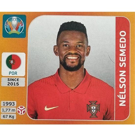 Panini EURO 2020 Sticker Nr 664 Nelson Semendo