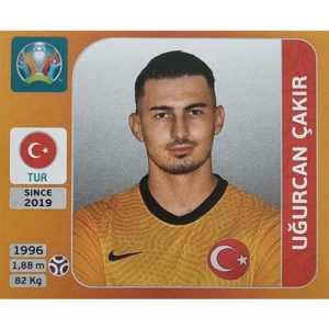 Panini EURO 2020 Sticker Nr 067 Ugurcan Cakir