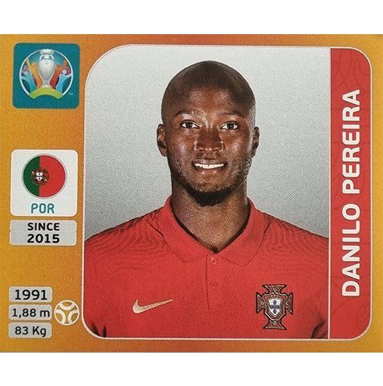 Panini EURO 2020 Sticker Nr 670 Danilo Perreira