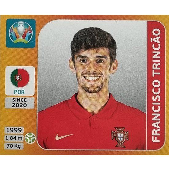 Panini EURO 2020 Sticker Nr 678 Francisco Trincao