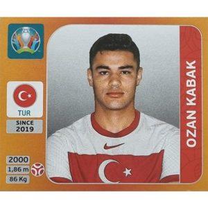 Panini EURO 2020 Sticker Nr 071 Ozan Kabak