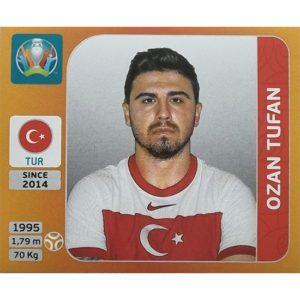 Panini EURO 2020 Sticker Nr 078 Ozan Tufan