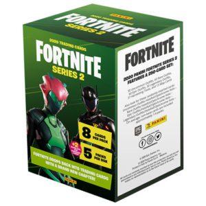 Panini Fortnite Series 2 Blaster Box Trading Cards