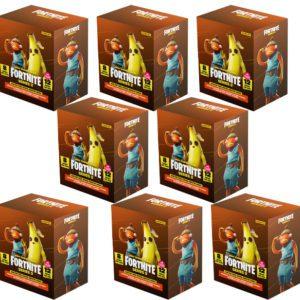 Panini Fortnite Series 2 - 1x Case 8x Mega Box Trading Card