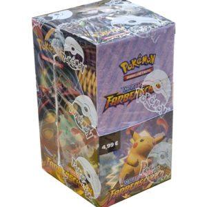 Pokémon Farbenschock Schwert und Schild Serie 4 - 1x Display