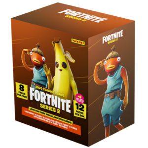 Panini Fortnite Series 2 Mega Box