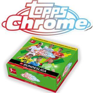 Topps Bundesliga Match Attax CHROME 2020-21