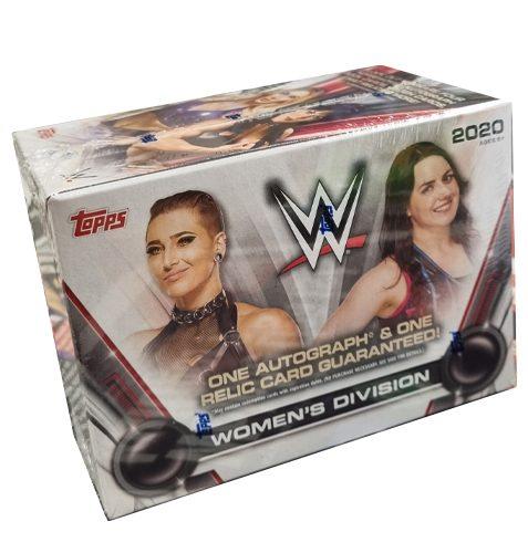 Topps WWE Women's Division 2020 Hobby Box