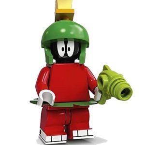 Lego Minifiguren Serie 71030 Marvin der Marsmensch