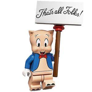 Lego Minifiguren Serie 71030 Schweinchen Dick