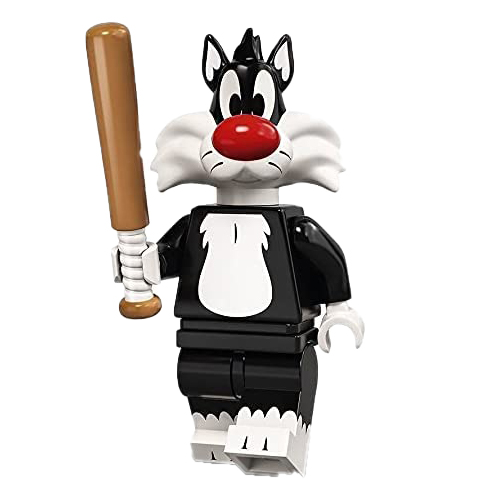 Lego Minifiguren Serie 71030 Sylvester Cat