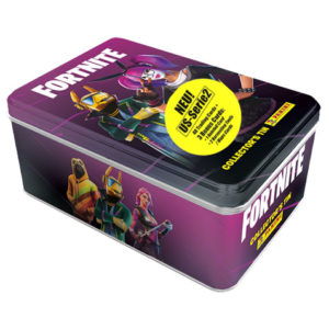 Panini Fortnite Series 2 Classic Tin Trading Card Game