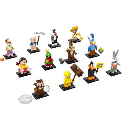 Lego Minifiguren Serie 71030 - alle 12 verschiedene Figuren