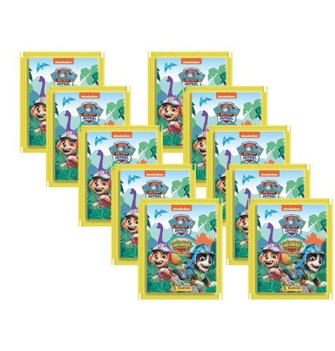 Panini Paw Patrol Dino Rescue Sticker 10x Stickertüten