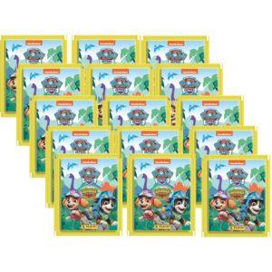 Panini Paw Patrol Dino Rescue Sticker - 15x Stickertüten