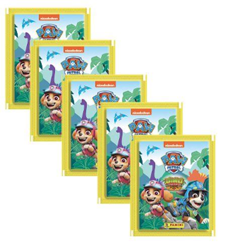 Panini Paw Patrol Dino Rescue Sticker 5x Stickertüten