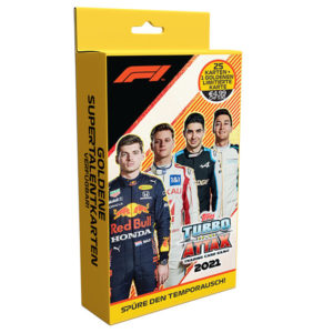Topps Formula 1 Turbo Attax 2021 Trading Cards - 1x Blister