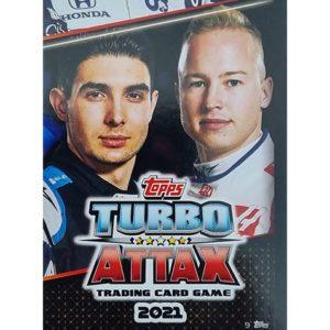 Turbo Attax 2021 Nr 009 F1 Driver Puzzle 9