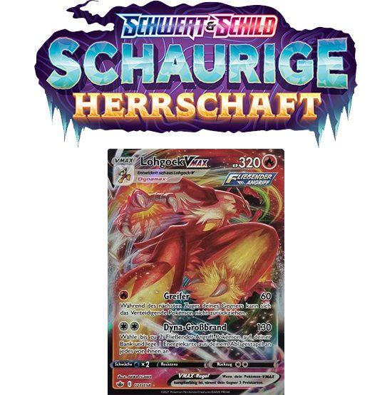 Pokémon Schaurige Herrschaft 021/198 Lohgock-VMAX FULLART