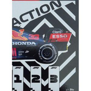 Turbo Attax 2021 Nr 027 Red Bull Racing