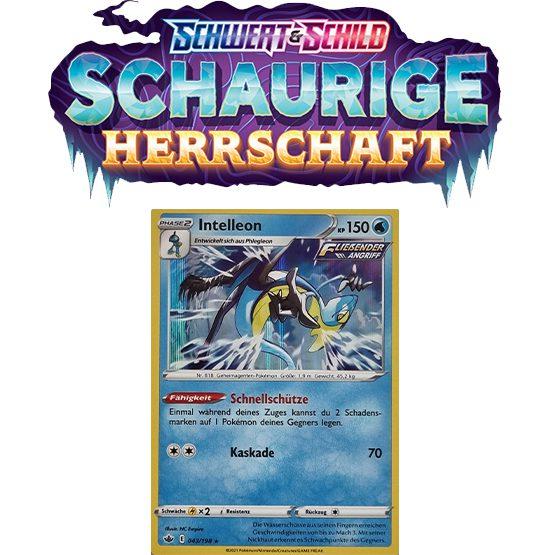 Pokémon Schaurige Herrschaft 043/198 Intelleon HOLO