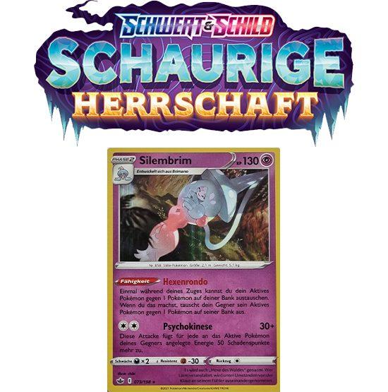 Pokémon Schaurige Herrschaft 073/198 Silembrim HOLO