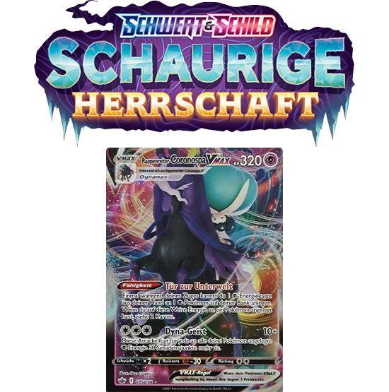 Pokémon Schaurige Herrschaft 075/198 Rappenreiter-Conorospa Vmax
