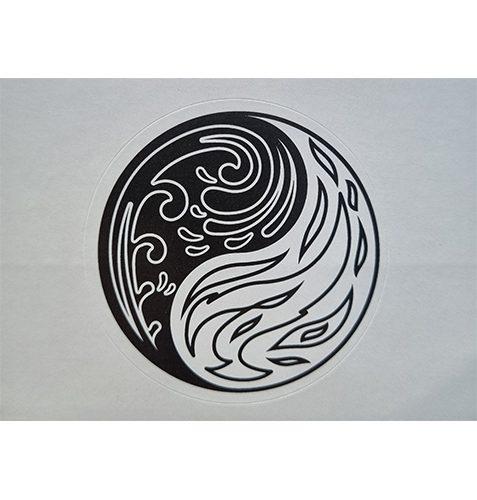 Blue Ocean Ostwind Das große Finale Sticker Nummer 087