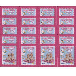 Baby Born Surprise Sticker - 20x Tüten