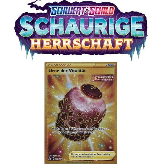 Pokémon Schaurige Herrschaft 229/198 Urne der Vitalität