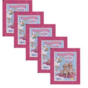 Baby Born Surprise Sticker - 5x Tüten