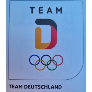 Panini Team Deutschland 2021 Sticker Nr 001