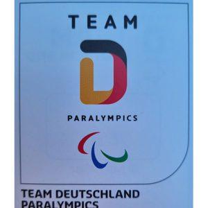 Panini Team Deutschland 2021 Sticker Nr 002