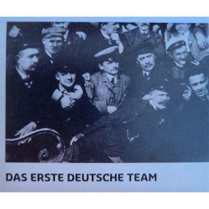 Panini Team Deutschland 2021 Sticker Nr 006