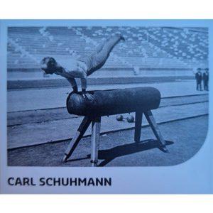 Panini Team Deutschland 2021 Sticker Nr 009