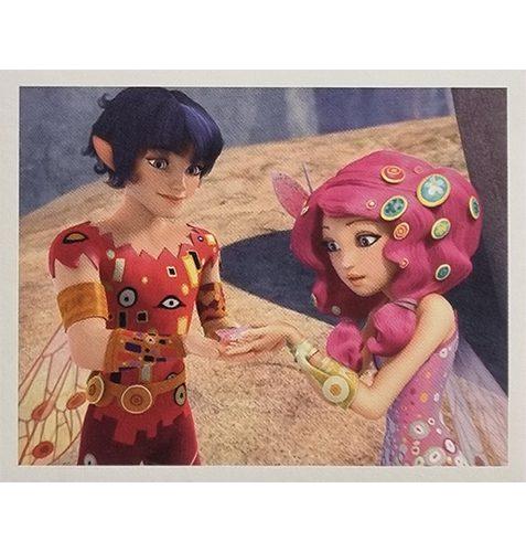 Mia and Me Sticker Nr 019