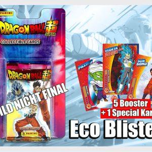 Panini Dragon Ball Super Trading Cards 1x Blister