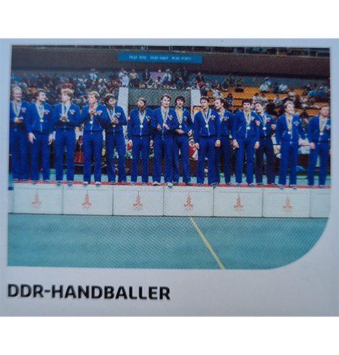 Panini Team Deutschland 2021 Sticker Nr 059