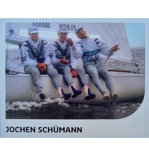 Panini Team Deutschland 2021 Sticker Nr 076