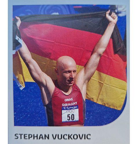 Panini Team Deutschland 2021 Sticker Nr 096