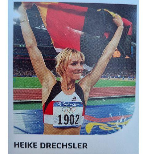 Panini Team Deutschland 2021 Sticker Nr 098