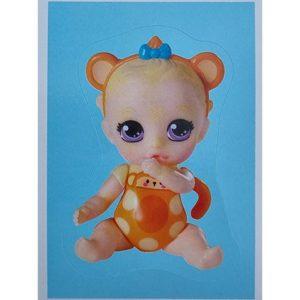Baby Born Surprise Sticker Nr 001