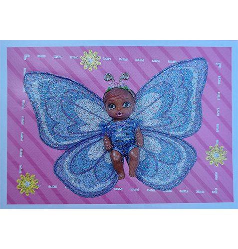 Baby Born Surprise Sticker Nr 105