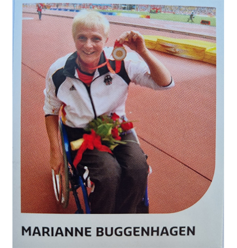 Panini Team Deutschland 2021 Sticker Nr 113