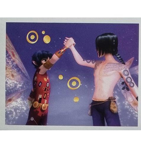 Mia and Me Sticker Nr 122