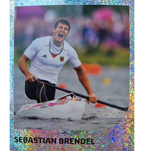 Panini Team Deutschland 2021 Sticker Nr 127
