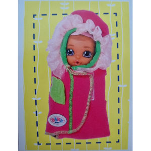 Baby Born Surprise Sticker Nr 013