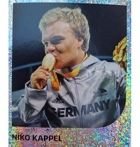 Panini Team Deutschland 2021 Sticker Nr 137