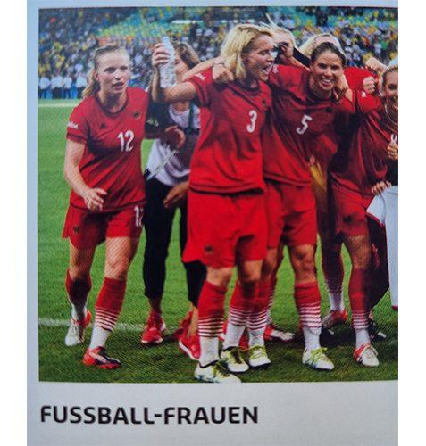 Panini Team Deutschland 2021 Sticker Nr 140