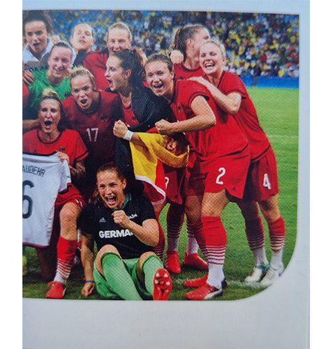 Panini Team Deutschland 2021 Sticker Nr 141